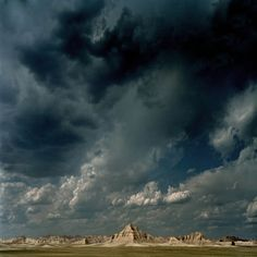 MICHAEL EASTMAN Photographer Badlands Michael Eastman Michael Eastman, a leading contemporary photographic artist, with four deca. Modern Photography, Color Photography, Landscape Photography, Michael Wolf, Saint Louis University, Louvre, Nature Images, Heaven On Earth, Life Is Beautiful