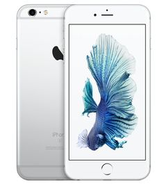 iPhone 6S Plus 16GB Argento