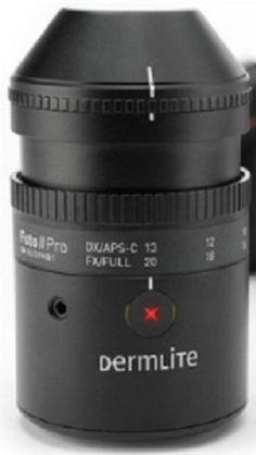 3Gen DermLite Foto II Pro Dermatology DSLR Lens for Canon or Nikon Cameras; See This Product & Many More @ dlsrcamerasandspecialeffectsphotography.com/