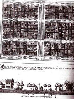 01.Arturo Soria. Ciudad lineal de Madrid