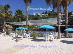 Rideau de camouflage blanc en vente sur mon site http://www.natydecocorse.com