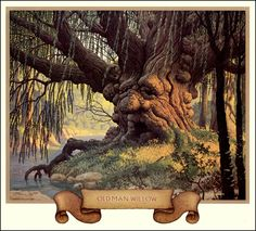 The Golden Age: Tim & Gregg Hildebrandt ~ The 1978 J. R. R. Tolkien Calendar