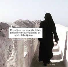 Islamic quotes about hijab. Hijab, headscarf and some other names are used in different traditions and the wearing style also differs with the change in traditions. Yet the main purpose of Hijab is to cover the beauty, the beauty which attracts others. Islamic Quotes On Marriage, Best Islamic Quotes, Quran Quotes Inspirational, Quran Quotes Love, Beautiful Islamic Quotes, Allah Quotes, Muslim Quotes, Motivational, Modesty Quotes