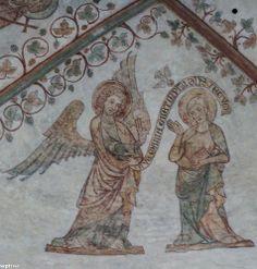 Maria Verkündigung  St. Petri Dom, Schleswig