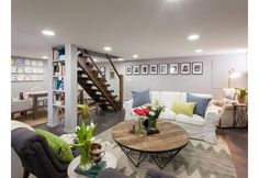 This is How to Make Your Basement Feel as Warm as Your Main Floor | Photos | HGTV Canada