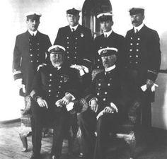 Titanic Crew