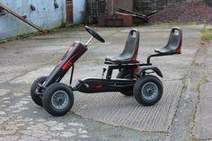 2 Seat Pedal Go Kart