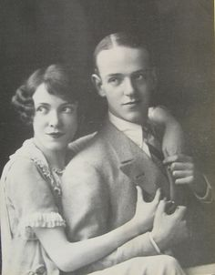 Fred Astair and sister Adelle,  Vaudeville c.1917