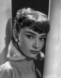 "Bud Fraker Audrey Hepburn ""Roman Holiday"" 1953"
