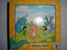 Dragon Tales, Gummy Bears, Jigsaw Puzzles, Frame, Cartoons, Home Decor, Picture Frame, Cartoon, Decoration Home