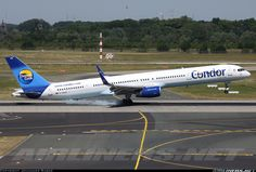 Condor (Thomas Cook) D-ABOE Boeing 757-330 aircraft picture
