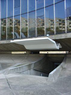 oscar niemeyer communist party headquarters auditorium - Google-søgning