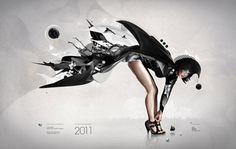 Claude Durand / Digital Art