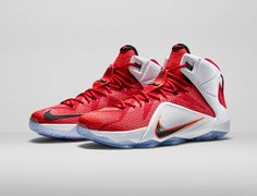 The highly anticipated Nike LeBron 12 will debut this Thursday, October 30th in the 'HRT of a Lion' colorway. Description from educube.net. I searched for this on bing.com/images