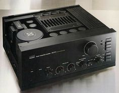 Super Integrated Amplifier (1979-80)