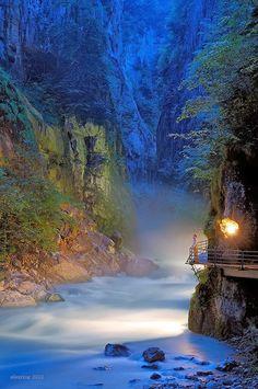 River Aare, Switzerland