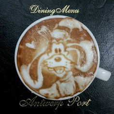 Japanese Coffee Artist Creates Art In A Cup - DesignTAXI.com