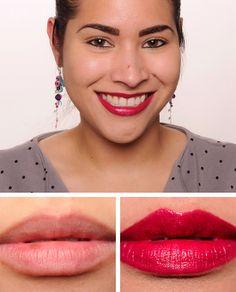57790fc4520 Guerlain Madame Batifole (860) Rouge G Lipstick Review