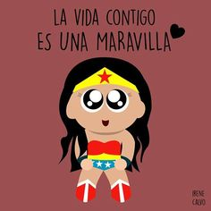 Mujer maravilla - Visit to grab an amazing super hero shirt now on sale!