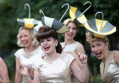 Os chapéus mais excêntricos do Royal Ascot 2015 | MdeMulher