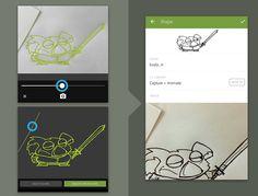 Capture + Animate By Gail Blumberg  Sketch to Adobe Animate CC tutorial
