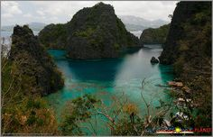 Kayangan Lake, Coron by Our Awesome Planet