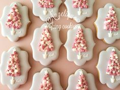 """108 Likes, 3 Comments - Angelique〜Icing cookies〜 (@angelique_icing_cookies) on Instagram: """"Merry Christmas☆。・:*:.・・:* #angelique #angelique_icing_cookies #handa #handacity #aichiprefecture…"""""""