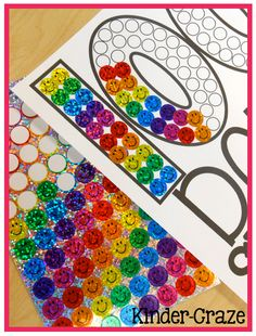 use stickers to decorate a hat for the 100th Day of School, $2.50