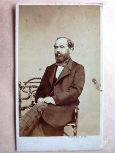 PRAHA - FOTO M. L. WINTER 1863 - FOTO KARTON (5005747397) - Aukro - největší obchodní portál
