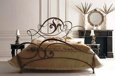 Metal Beds About the company Iron daybeds RH s Metal Woven Beds Those who view the bedroom as an extension of living space will
