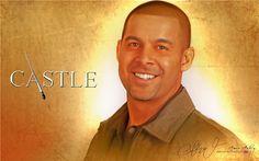 castle tv show pictures. Javier Esposito aka Javi