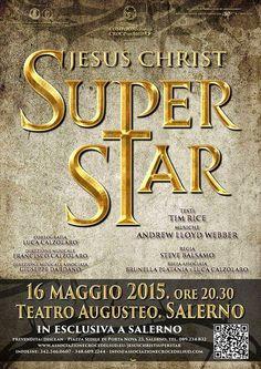 """TG Musical e Teatro in Italia: La Compagnia Croce del Sud presenta """"Jesus Christ ..."""