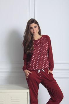 "Set ""Fashion Dream"" - Farbe Ruby Red http://www.sassamode.com/product_info.php?products_id=2621"