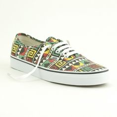 vans uomo decorate