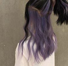 Under Hair Dye, Under Hair Color, Hidden Hair Color, Hair Color Underneath, Hair Color For Black Hair, Hair Color Streaks, Hair Dye Colors, Hair Highlights, Underdye Hair