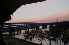 scenery x sky x pink x subway