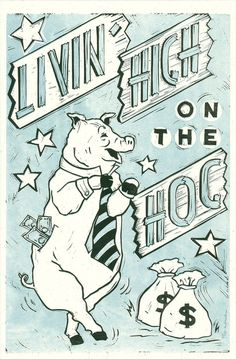 Southernism  - High on the Hog