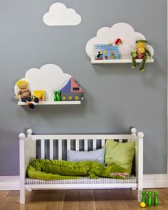 52 New Ideas Baby Nursery Clouds Ikea Hacks