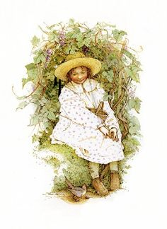 Holly Hobbie - My favorite illustration by this artist