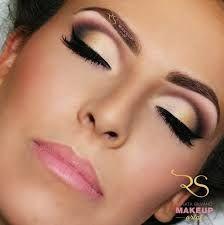 Resultado de imagem para maquiagem para casamento de dia passo a passo