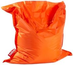 FATBOY The Original oversized beanbag in orange from Fatboy - Fatboy Bean Bag £159