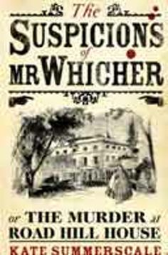 Ian Rankin is intrigued by the real-life whodunit of Kate Summerscale's The Suspicions of Mr Whicher