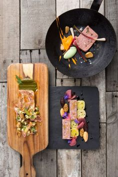 What's for Dinner at James Beard Nominee Justin Severino's Cure : Condé Nast Traveler