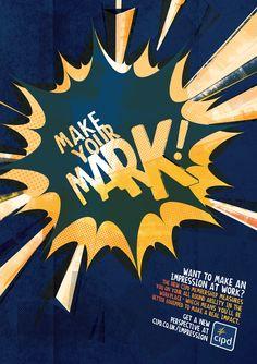 CIPD - Make Your Mark