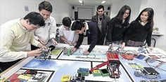 El Colegio San Cristóbal trabaja desde hace dos años con EntusiasMAT y Ajedrez en el Aula y se ha convertido en un referente de innovación pedagógica.