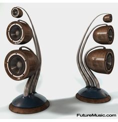 Wooden Speakers, Speaker Plans, Audiophile Speakers, Music Speakers, Sound Speaker, Hifi Audio, Stereo Amplifier, Bluetooth Speakers, Diy Electronics