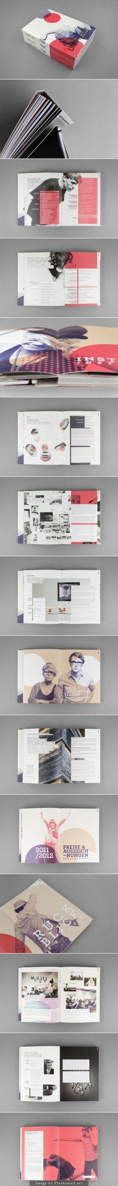 Universe 2012 brochure by MOOI design