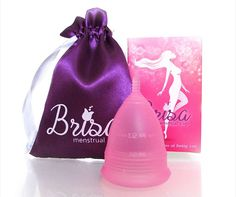 Brisa Cup A Better Period Experience! What is a menstrual cup? Why it is better than tampons? How to use it?