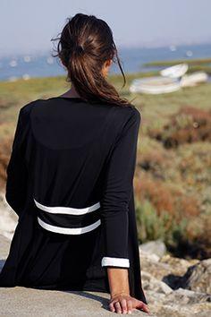 Elisa Cortés-Colección Elisa Cortés Beige, Womens Fashion, Long Sleeve, Sweaters, Spring Summer, Black, Long Dress Patterns, Women's Fashion, Sweater