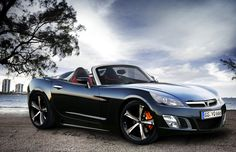 It's a cute little thing. Looks fun to drive. Saturn Sky Redline
